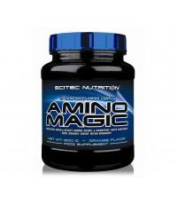 Amino Magic - Pompare, Regenerare si Arderea Grasimilor
