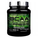 BCAA+Glutamin Xpress - Cele Mai Importante Aminoacizi