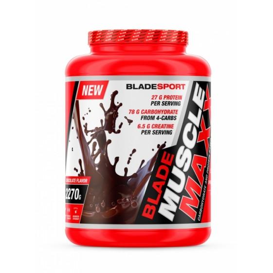 Blade - Muscle Maxx - Gainer Pentru Incepatori