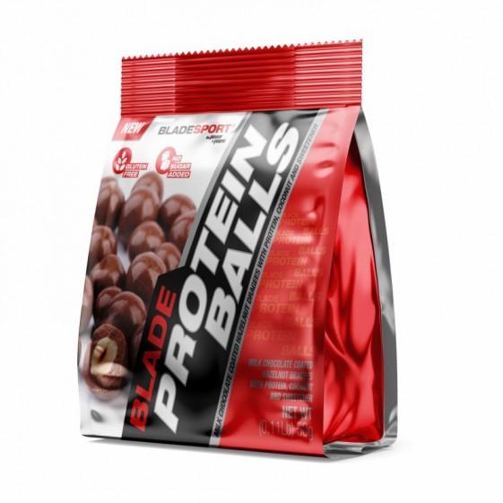 Blade - Protein Balls - Bomboane de proteine cu alune