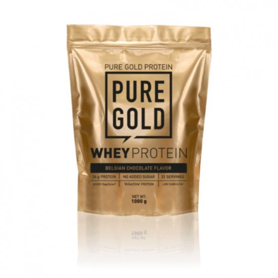 Pure Gold - Whey Protein - cu Gust Fantastic