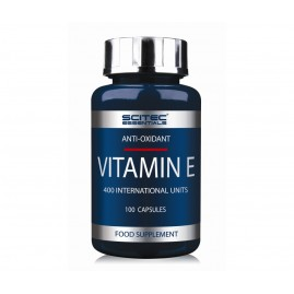Vitamina E - Scitec Essential