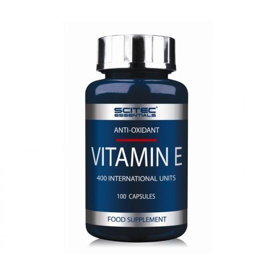 Vitamina E - Scitec Essential