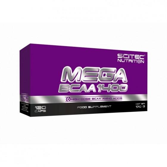 Mega BCAA - 90 capsule